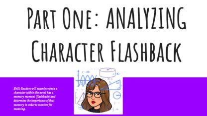 thumbnail of Part One_ Analyzing Character Flashback