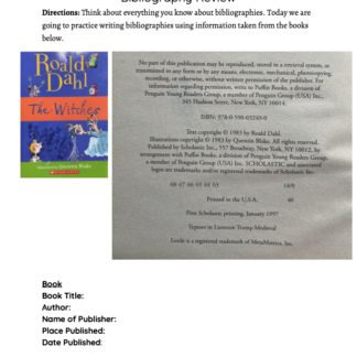 thumbnail of Bibliography Review, Books