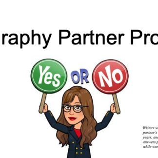 thumbnail of Biography Partner Project