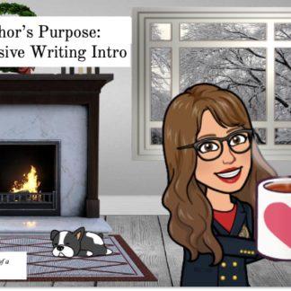 thumbnail of Author's Purpose_ Persuasive Writing
